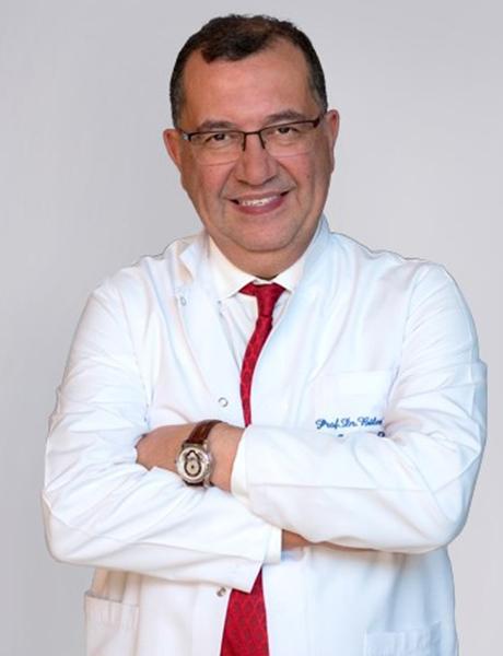 Prof. BÜLENT TIRAŞ, M.D.